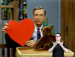 Mister Rogers' Neighborhood with ASL Signers